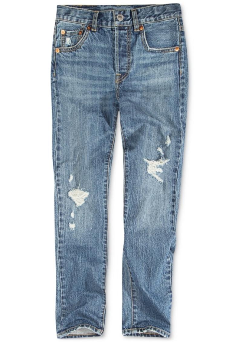 Levi's Big Girls 501 Skinny Jeans