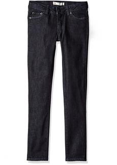 Levi's Big Girls' 710 Super Skinny Fit Performance Jeans  10