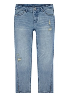 Levi's Big Girls' 711 Skinny Fit Cropped Jeans