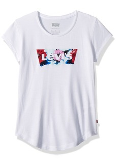 Levi's Big Girls' Batwing T-Shirt  S