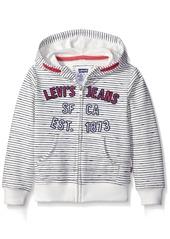 Levi's Girls' Applique Logo Hoodie