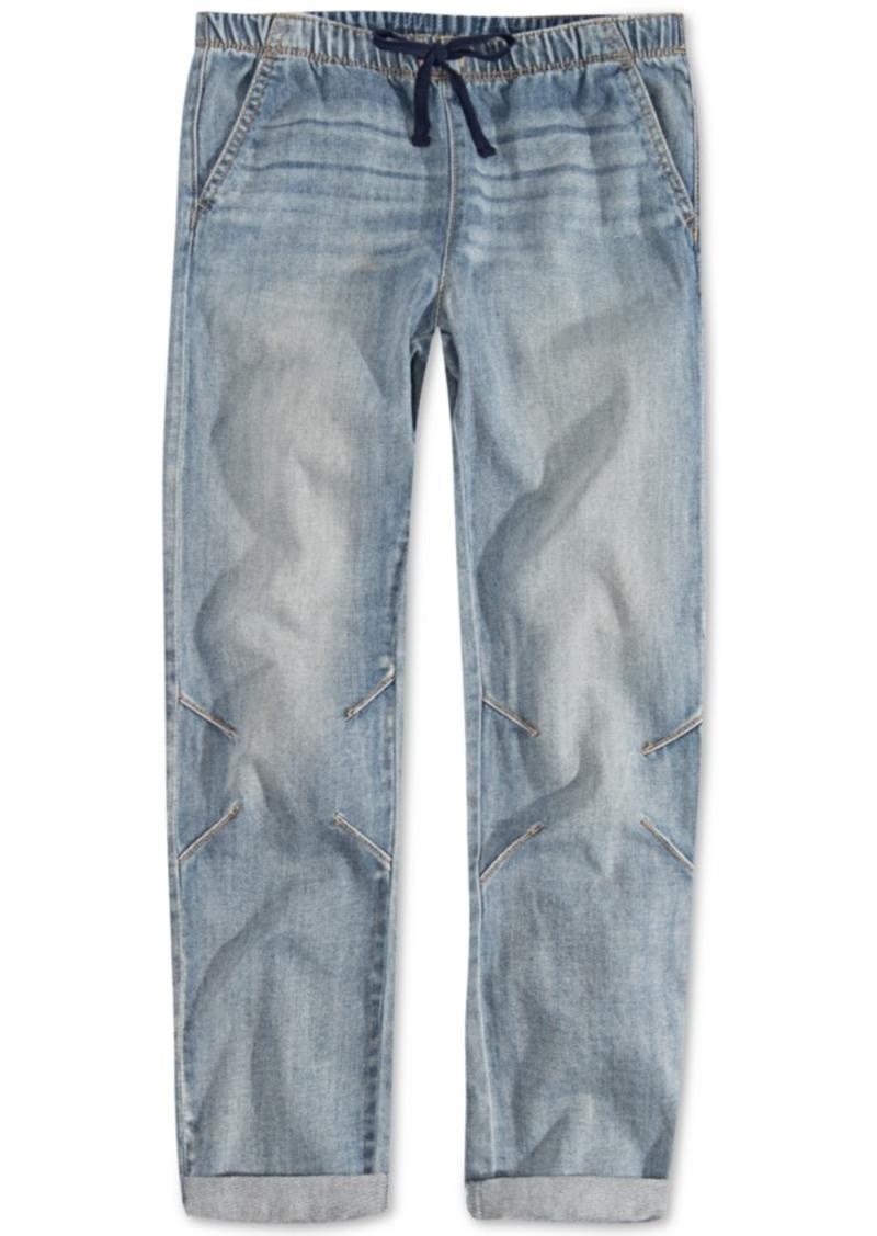 Levi's Big Girls Cotton Jogger Jeans