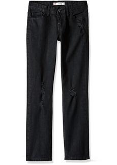 Levi's Big Girls' Distressed Boyfriend Fit Jeans