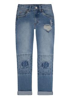 Levi's Big Girls' Girlfriend Fit Jeans
