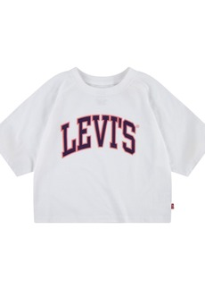 Levi's Big Girls High Rise T-shirt