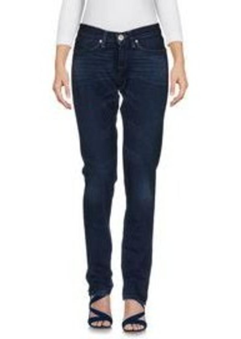 LEVI'S BLUE - Denim pants