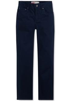 Levi's 511 Slim Fit Sueded Pants, Big Boys (8-20)