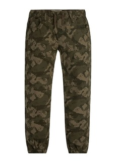 Levi's Boy's Camouflage Joggers