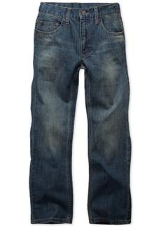 Levi's Boys' Husky 505 Regular Fit Jeans