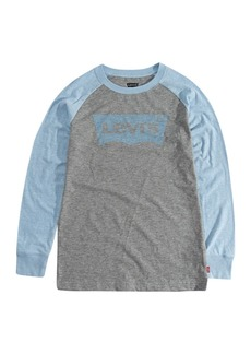 Levi's Boys Long Sleeve Logo T-shirt