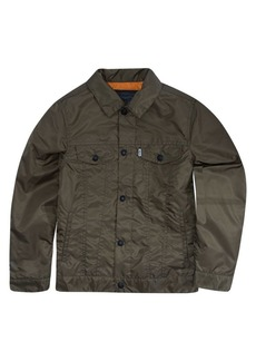Levi's Boy's MA-1 Trucker Jacket