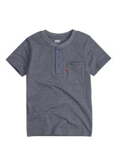 Levi's Boys' Pocket Henley T-Shirt  XL