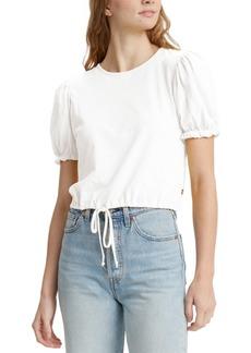 Levi's Women's Puff-Sleeve T-Shirt