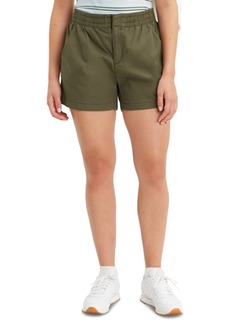 Levi's Women's Cinched A-Line Shorts
