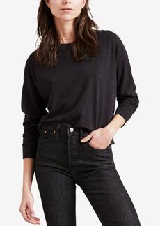 Levi's Claire Cotton Tie-Back T-Shirt
