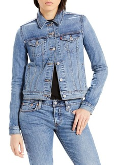 Levi's Classic Buttoned Denim Jacket
