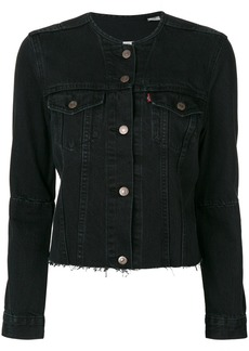 Levi's classic denim jacket - Black