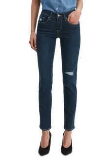 Levi's Classic Mid Rise Skinny Jeans