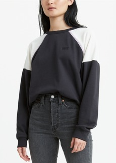 Levi's Women's Colorblocked Sweatshirt