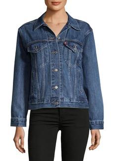 Levi's Premium Cotton Denim Jacket
