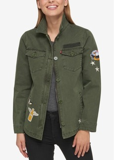 Levi's Cotton Patch Jacket