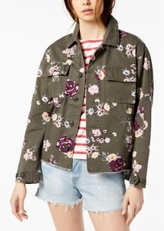 Levi's Cotton Print Jacket