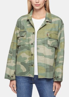 Levi's Cotton Print Jacket