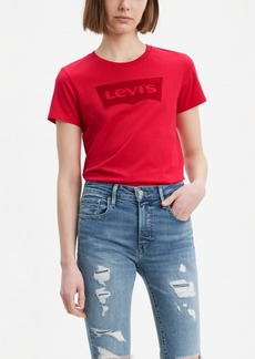 Levi's Batwing Cotton The Perfect Tee Logo Graphic T-Shirt