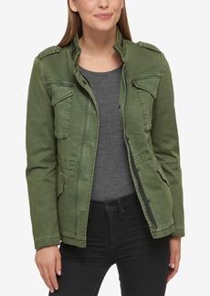 Levi's Cotton Utility Jacket