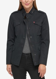 Levi's Cotton Utility Jacket