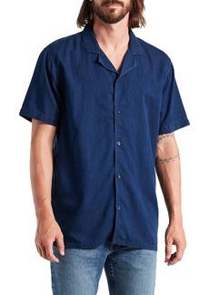 Levi's® Cubano Indigo Camp Shirt