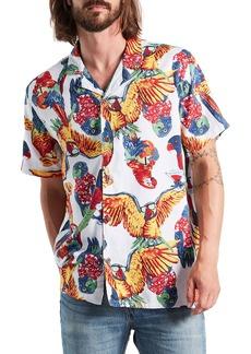 Levi's® Cubano Print Camp Shirt