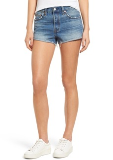 Levi's® Cutoff Denim Shorts