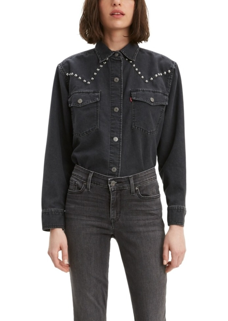 Levi's Women's Daniela Western Denim Shirt