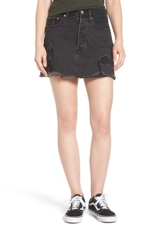 Levi's® Deconstructed Denim Skirt (Gimme Danger)
