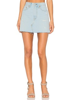 LEVI'S Deconstructed Skirt. - size 25 (also in 26,27,28,29,30)
