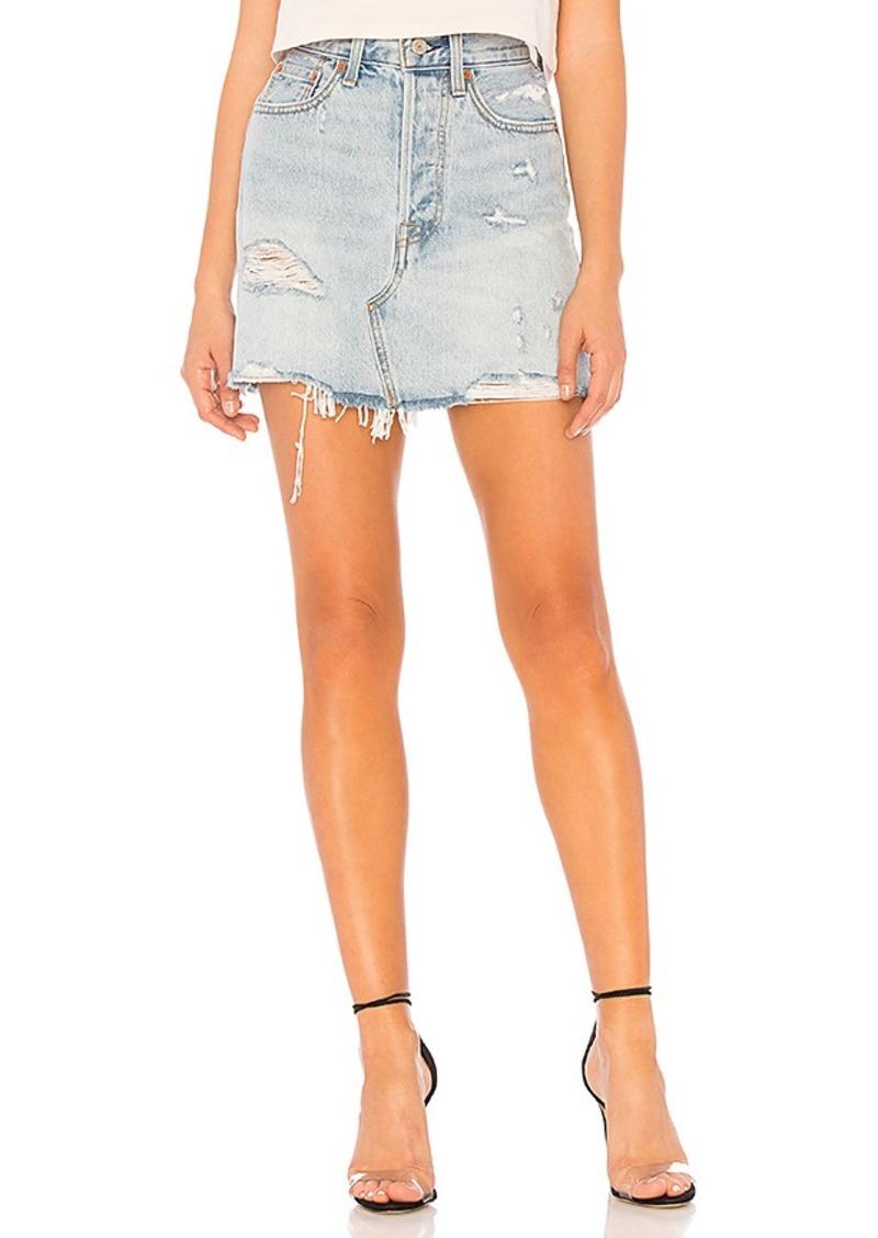 338736eeae Levi s LEVI S Deconstructed Skirt