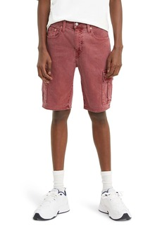 Levi's® Denim Cargo Shorts (Pumpernickel)