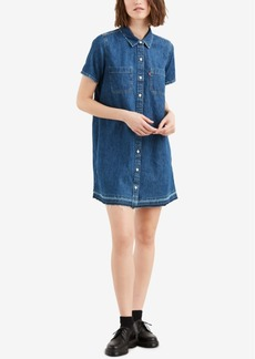 Levi's Denim Shirtdress