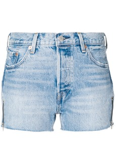 Levi's denim shorts - Blue