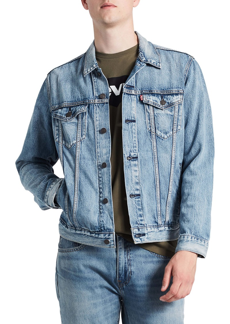 Levi's Levis® Denim Trucker Jacket