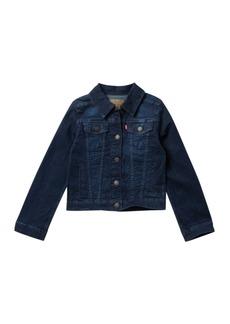Levi's Denim Trucker Jacket (Big Girls)