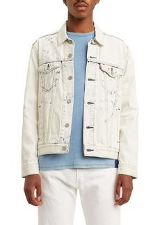 Levi's® Denim Trucker Jacket (Saltwater)