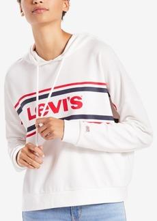 Levi's Drop-Shoulder Graphic Hoodie