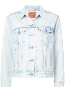 Levi's Ex Boyfriend Trucker jacket - Blue