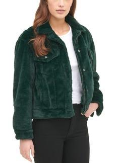 Levi's Women's Faux Fur Trucker Jacket