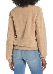 classic style prevalent best selection of Levi's Levi's® Faux Shearling Bomber Jacket   Outerwear