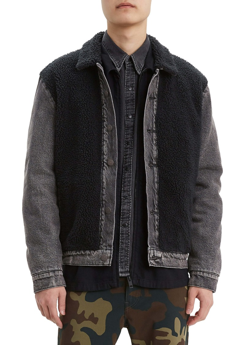 Levi's® Faux Shearling Trucker Jacket