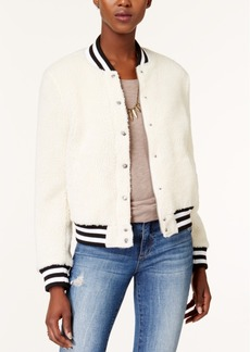 Levi's Varsity Fleece Bomber Jacket