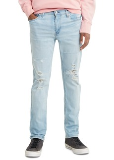 Levi's Flex Men's 511 Slim Fit Rip and Repair Jeans
